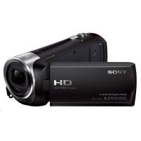 SONY HDRCX240EB kamera Full HD, 27x zoom - černá
