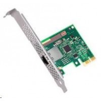 Intel I210-T1 Server Adapter Gb Cat-5 cabling, PCIe x4 (I210T1BLK) Full i Low p.