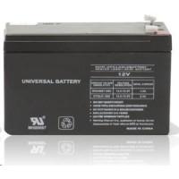 EUROCASE baterie do UPS NP7-12, 12V, 7Ah (RBC2)