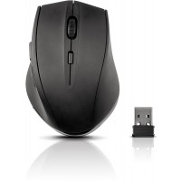 SPEED LINK myš SL-6343-RRBK CALADO Silent Mouse - Wireless USB,