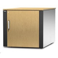 APC NetShelter CX Mini Enclosure, 12U, 750mm x 600mm