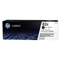 HP 83X Black LJ Toner Cart, CF283X