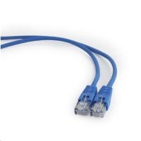 GEMBIRD Kabel UTP Cat5e Patch 5m, modrý