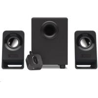 Logitech Compact 2.1 Stereo Speaker System Z213