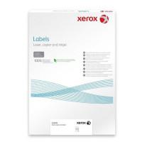 Xerox PNT Label - Matt White PaperBack A3 (236g/100 listů, A3) - odolná plastová samolepka