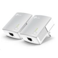 TP-Link TL-PA4010KIT Starter Kit Powerline ethernet, AV500