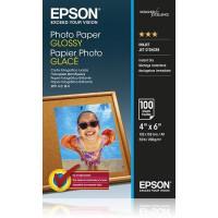 EPSON Paper Photo Glossy 10x15cm 100 sheet