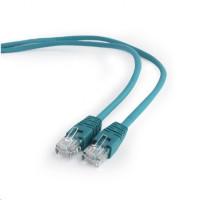 GEMBIRD Kabel UTP Cat5e Patch 0,25m, zelený