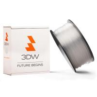 3DW - PLA filament pre 3D tlačiarne, priemer struny 1,75mm, farba transparent, váha 1kg, teplota tisku 190-210°C