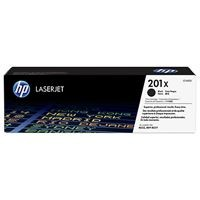 HP 201X High Capacity Black LJ Toner Cartridge, CF400X