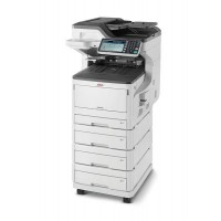 Oki MC853dnv A3 23 ppm ProQ2400DPI, PCL/PS,USB,LAN (Print/Scan/Copy/Fax), 250GB HDD