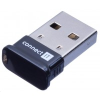 CONNECT IT Bezdrátový Bluetooth USB adaptér BT403