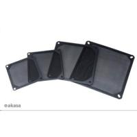 AKASA Prachový filtr  GRM80-AL01-BK, 80mm, hliník