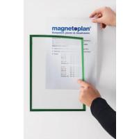 Magnetický rámeček Magnetofix A4 černá (5ks)