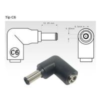 AVACOM nabíjecí Jack pro Notebooky C6 (6,5mm x 4,4mm pin) pro Sony