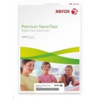 Xerox Premium Never Tear PNT 123 A4 - Tmavě Červená (170g, 100listů)