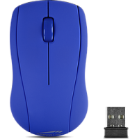 SPEED LINK myš SL-630003-BE SNAPPY Mouse - Wireless USB, blue