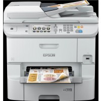 EPSON tiskárna ink WorkForce Pro WF-6590DWF , 4v1, A4, 34ppm, Ethernet, WiFi (Direct), Duplex, NFC,3 roky OSS po reg.