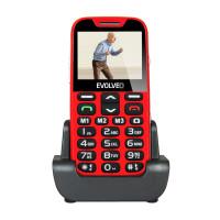 EVOLVEO EasyPhone XD, mobilní telefon pro seniory s nabíjecím stojánkem