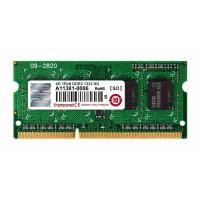 SODIMM DDR3 4GB 1333MHz TRANSCEND 1Rx8 CL9