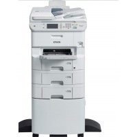 EPSON tiskárna ink WorkForce Pro WF-6590D2TWFC , 4v1, A4, 34ppm, Ethernet, WiFi (Direct), Duplex, NFC,3 roky OSS po reg