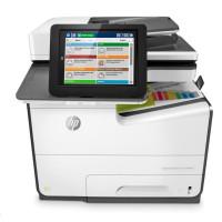 HP PageWide Enterprise Color Flow MFP 586z (A4,75 ppm, USB 2.0, Ethernet, Duplex, Print/Scan/Copy/Fax)