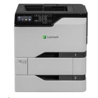 LEXMARK tiskárna CS725dte, A4 COLOR LASER, 1024MB, USB/LAN, duplex, dotykový LCD, 2x zásobník papíru
