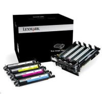 LEXMARK 700Z5 Černá a barevná zobrazovací sada (40 000 stran)