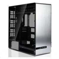 IN WIN skříň 909, Full Tower, bez zdroje, Silver, USB 3.1
