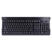 ZALMAN ZM-K600S - klávesnice herní N-key rollover, G-key, PS2/USB, ENG, black
