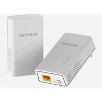 Netgear PL1000 Powerline 1000 Kit (2x Powerline 1000 Adapter), až 1000 Mb/s, 1 gigabit port