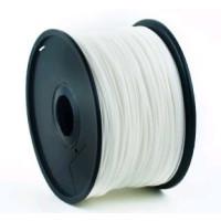 GEMBIRD Tisková struna (filament) PLA, 1,75mm, 1kg, bílá