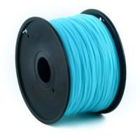 GEMBIRD Tisková struna (filament) PLA, 1,75mm, 1kg, nebeská modř