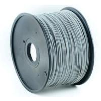 GEMBIRD Tisková struna (filament) PLA, 1,75mm, 1kg, šedá