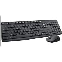 Logitech Wireless Desktop MK235, CZ/SK