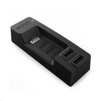 NZXT AC-IUSBH-M1 USB Expansion rozšiřující karta 3x USB 2.0 interní, 2x USB 2.0 externí, uzavřené magnetické tělo