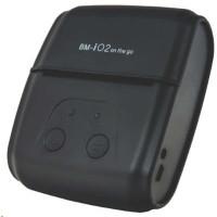 Birch BM-I02 Mobilná tlačiareň účteniek iOS, BT, USB, RS232 + PUZDRO