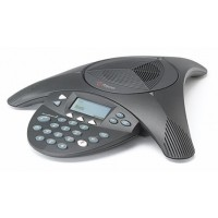 Polycom konferenční telefon SoundStation 2, LCD displej