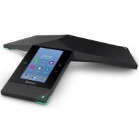 Polycom konferenční telefon RealPresence Trio, SIP, Wi-Fi, Bluetooth, NFC, PoE, 7,6 m Eth. + 1,8 m USB kabel