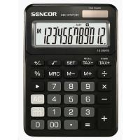 Sencor kalkulačka  SEC 372T/BK