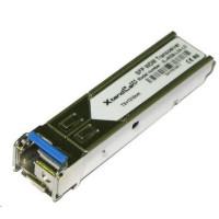 SFP [miniGBIC] modul, LC, 1000Base-LX, 3km, WDM, TX1550nm/RX1310nm, SM, HP compatible