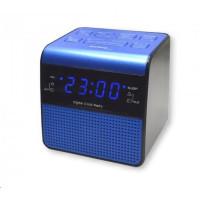 TechnoLine WT 463B - digitální budík s FM radiopřijímačem