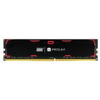 DIMM DDR4 4GB 2400MHz CL15 SR GOODRAM IRDM BLACK