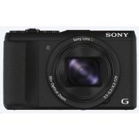 SONY DSCHX60VB Cyber-Shot 20.4MPix, 30x zoom, Wi-Fi, GPS - černý