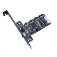 AKASA Kontrolní panel pro LED pásky VEGAS