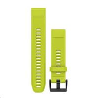 Garmin řemínek náhradní ppro fenix5/Quatix5/Forerunner 935 - QuickFit 22, žlutý
