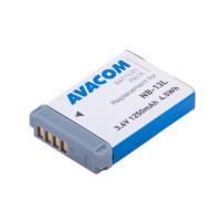 AVACOM Canon NB-13L Li-Ion 3.6V 1250mAh 4.5Wh
