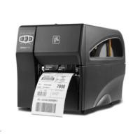 Zebra TT priemyselná tlačiareň ZT220, 300 DPI, RS232, USB