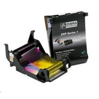 ZEBRA TTR páska ZXP1 YMCKO farebná pre potlač 100 kariet