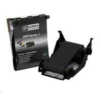 ZEBRA TTR páska ZXP1 čierna pre potlač 1000 kariet